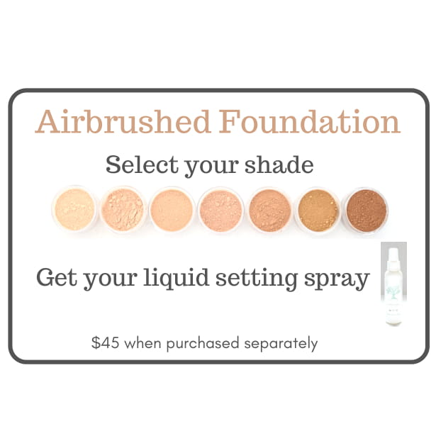 Airbrush Foundation Bundle
