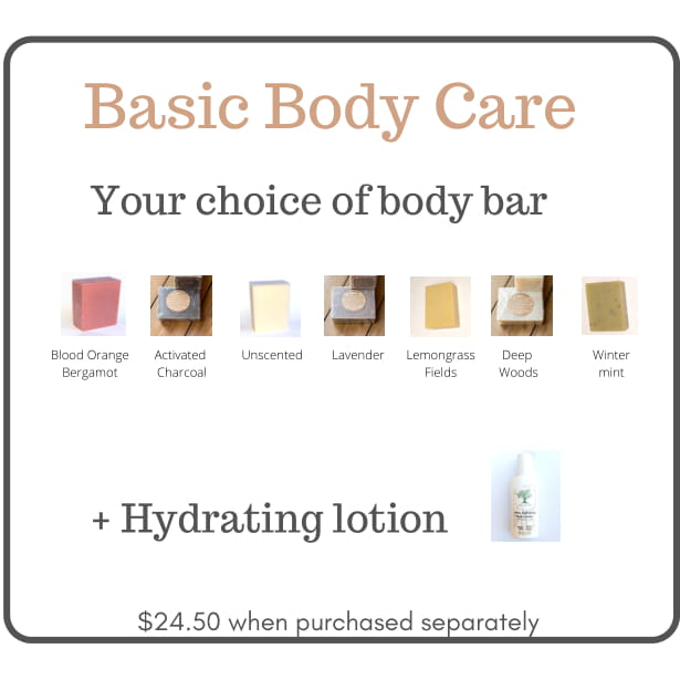 BASIC BODYCARE BUNDLE