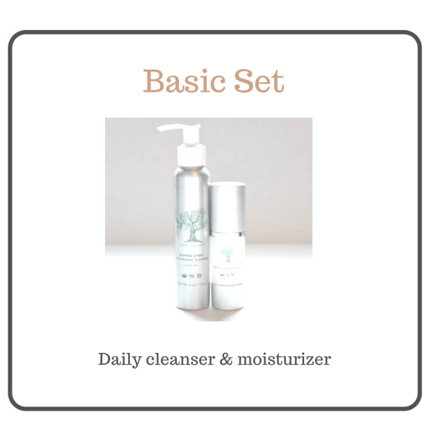 WHIPPED CITRUS CLEANSER & MOISTURIZER BUNDLE
