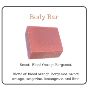 BLOOD ORANGE BERGAMOT