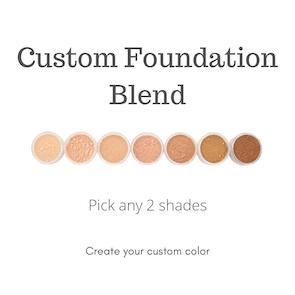 CUSTOM FOUNDATION SET
