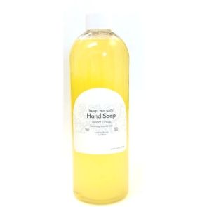 SWEET CITRUS FOAMING HAND SOAP REFILL